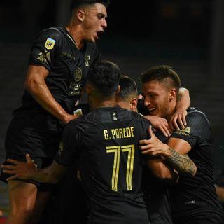 Carlos Auzqui llegó a Talleres para hacer goles