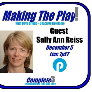 SallyAnn Reiss, PlayyOn:The Game Should Never End