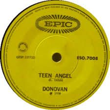 Donovan - Teen Angel - Time Warp Song of The Day