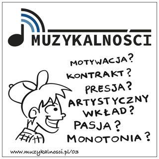 03: Jakie są plusy i minusy zarabiania na muzyce?