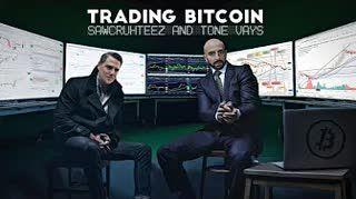 Trading Bitcoin w  Sawcruhteez - Bitcoin, Traditional & Hyperwave