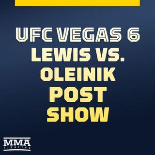 UFC Vegas 6 Post-Fight Show
