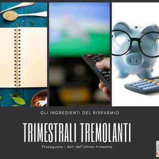#204 La Borsa...in poche parole - 18/7/2019 - Trimestrali tremolanti