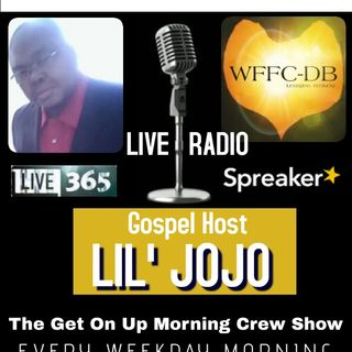 The Get On Up Morning Crew Show w/Lil Jojo