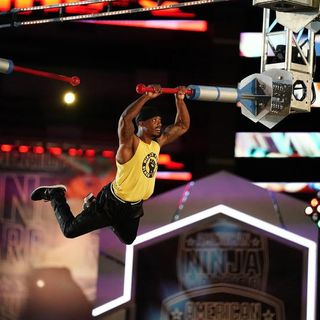 Episode #72: Najee Richardson TALKS 'American Ninja Warrior'