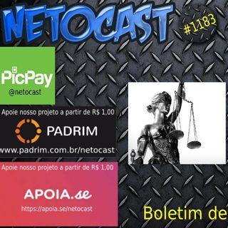 NETOCAST 1183 DE 26/08/2019 - BOLETIM DE DIREITO