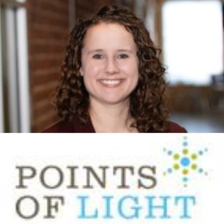 Christine Schoppe of Points of Light