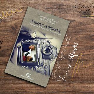 """L'anteprima del libro """"Parole Forgiate"""" in anteprima per la Piccola Scuola Jepis Bottega"""
