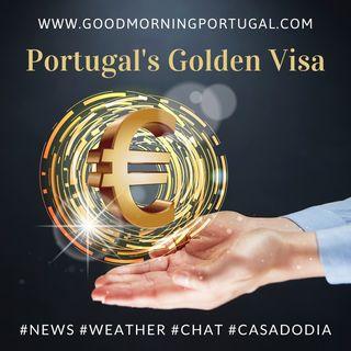 Portugal news, weather, crocodile alert, Golden Visa & 'Casa do Dia'