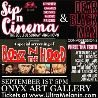 Sip-N-Cinema Sept 1 at Onyx Phoenix