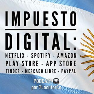 Impuesto digital en Argentina