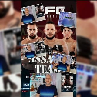 Quick Rip (XFC 45 Preview)