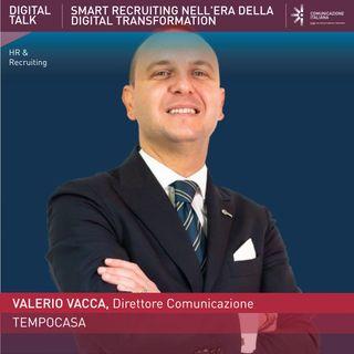 Valerio Vacca, Direttore della Comunicazione | Tempocasa