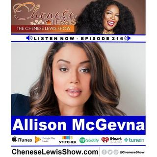 Allison McGenva - Episode #216