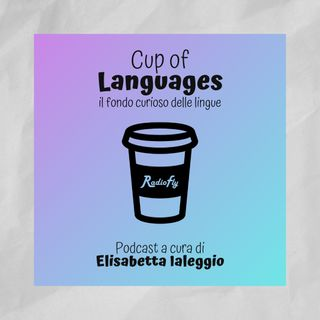 RadioFly | Cup of language