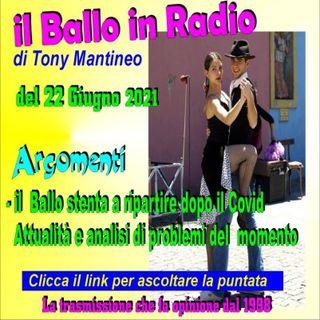 il ballo in radio di Tony Mantineo 210