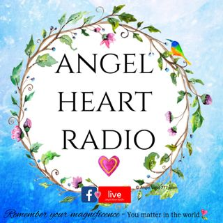Angel Heart Radio Has an Inspirational NEW Host! Meet Tebeth Shukura Hamon