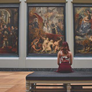 Luwr #8 – Peter Paul Rubens, Historia Marii Medycejskiej, sala 801