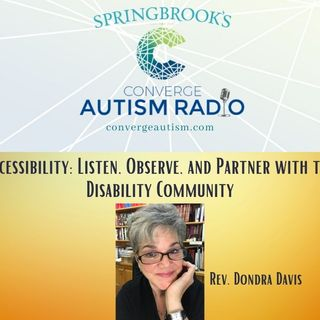 Accessibility: Listen, Observe, and Partner with the Disability Community