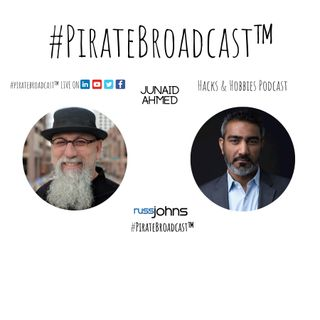 Catch Junaid Ahmed on the #PirateBroadcast™