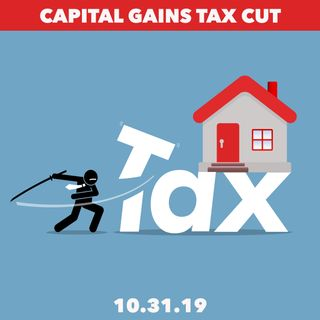 How to avoid capital gains tax on your home.
