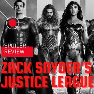 Zack Snyder's Justice League - (SPOILER Discussion)