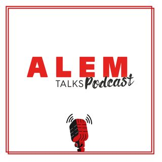 ALEM Talks #1 - Yasemin Özilhan