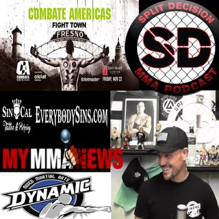 Mike Tubera Combate Fresno MMA News UFC Sao Paulo Russia Bellator 234 BKFC 9