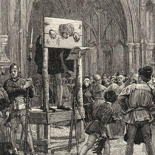 Perkin Warbeck wird hingerichtet (am 23.11.1499)