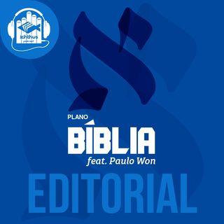 Apresentando: Plano Bíblia (feat. Paulo Won) | Editorial