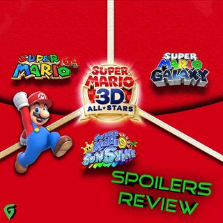 Super Mario 3D All-Stars - Review - Simple Port, or Nostalgic Rollercoaster?