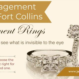 Engagement Ring Fort Collins | Call-9702265808 | jewelryemporium.biz