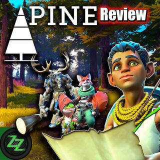 Pine Review [Deutsch / German] Test des Open World Action Adventures mit dynamischen Stämmen