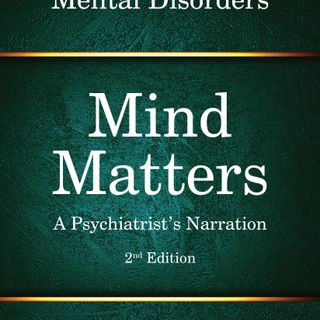 Why did I write this book? Mind Matters
