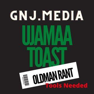 "Ujamaa Toast - Player's Pyramid ""Needed Tools"""