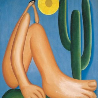 Episode 103:  Tarsila do Amaral and Zilia Sanchez: Female Latin American Perspectives of the Female Body