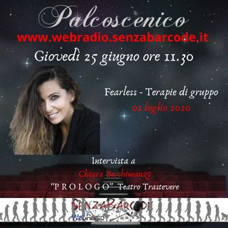 Chiara Becchimanzi, Terapia di Gruppo al Trastevere