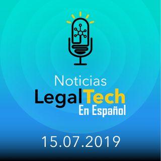 Noticias Legaltech 15.07.2019