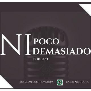 Ni Poco Ni Demasiado....Especial MERCEDES SOSA..Ernesto y Juan Armando Sandoval