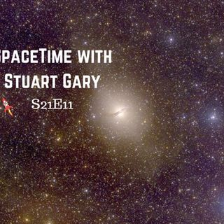 11: New study challenges popular theory about dwarf galaxies - SpaceTime with Stuart Gary Series 21 Episode 11