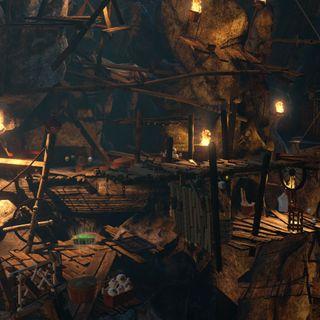 Lo Hobbit 4. Prima su e poi giù