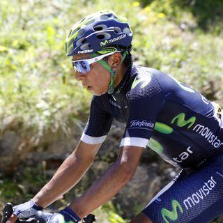 Nairo Quintana, 4º en la general del Tour tras la CRI_