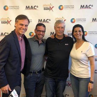 Conscious Business Journey with Keren Goldenberg Thomas Eckschmidt Scott McIntosh and Brian Mohr