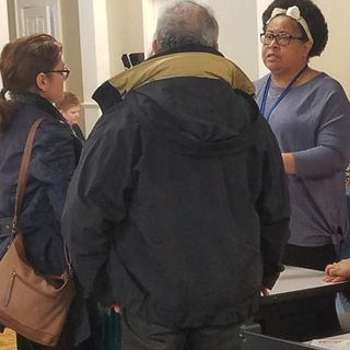 Job Fair Held For Hurricane Maria Evacuees In Worcester