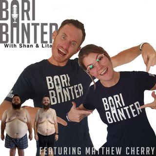 BARI BANTER #24 -  Matthew Therry