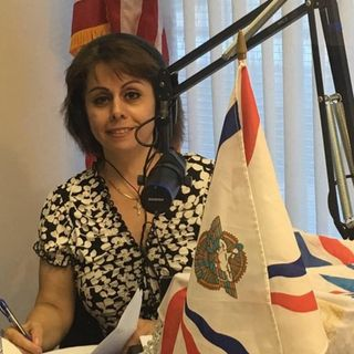 Wait Til You Hear This with Steve Eastman - Arizona Broadcaster Tells How She Escaped Saddams Iraq