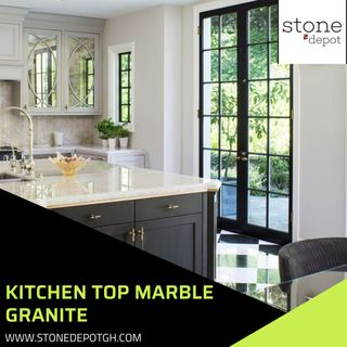 Kitchen Top Marble Granite - Stone Depot