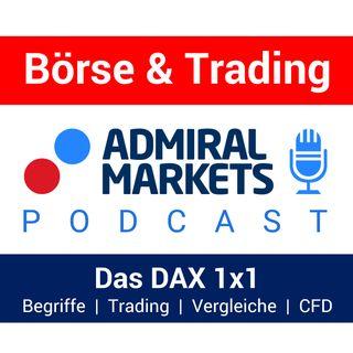 Das DAX Einmaleins   DAX Trading für Anfänger   Begriffe, Kurse, Chancen   DAX Future oder DAX CFD?!