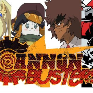 Episode 2 - Cannon Busters Talk