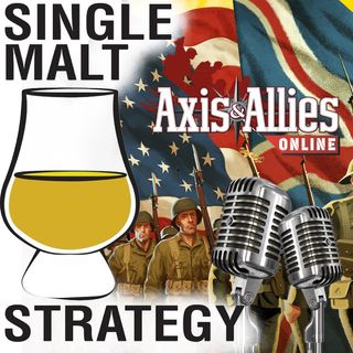 Single Malt Strategy 43: Axis & Allies 1942 Online Interview
